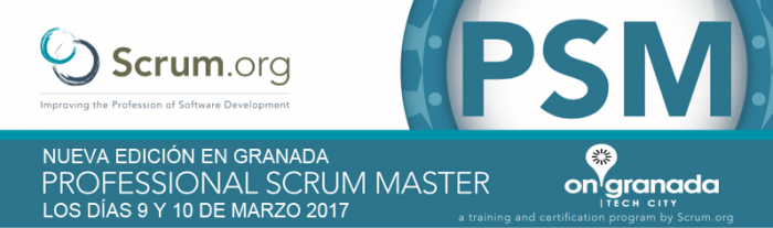 Scrum Master, onGranada