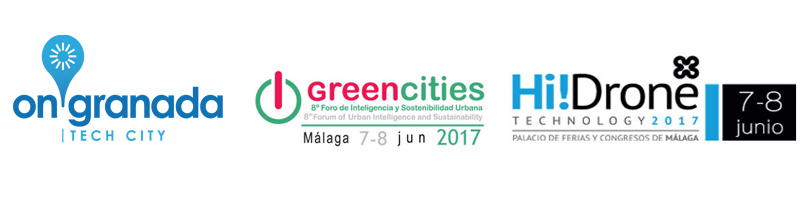Greencities, Hi!Drone, onGranada